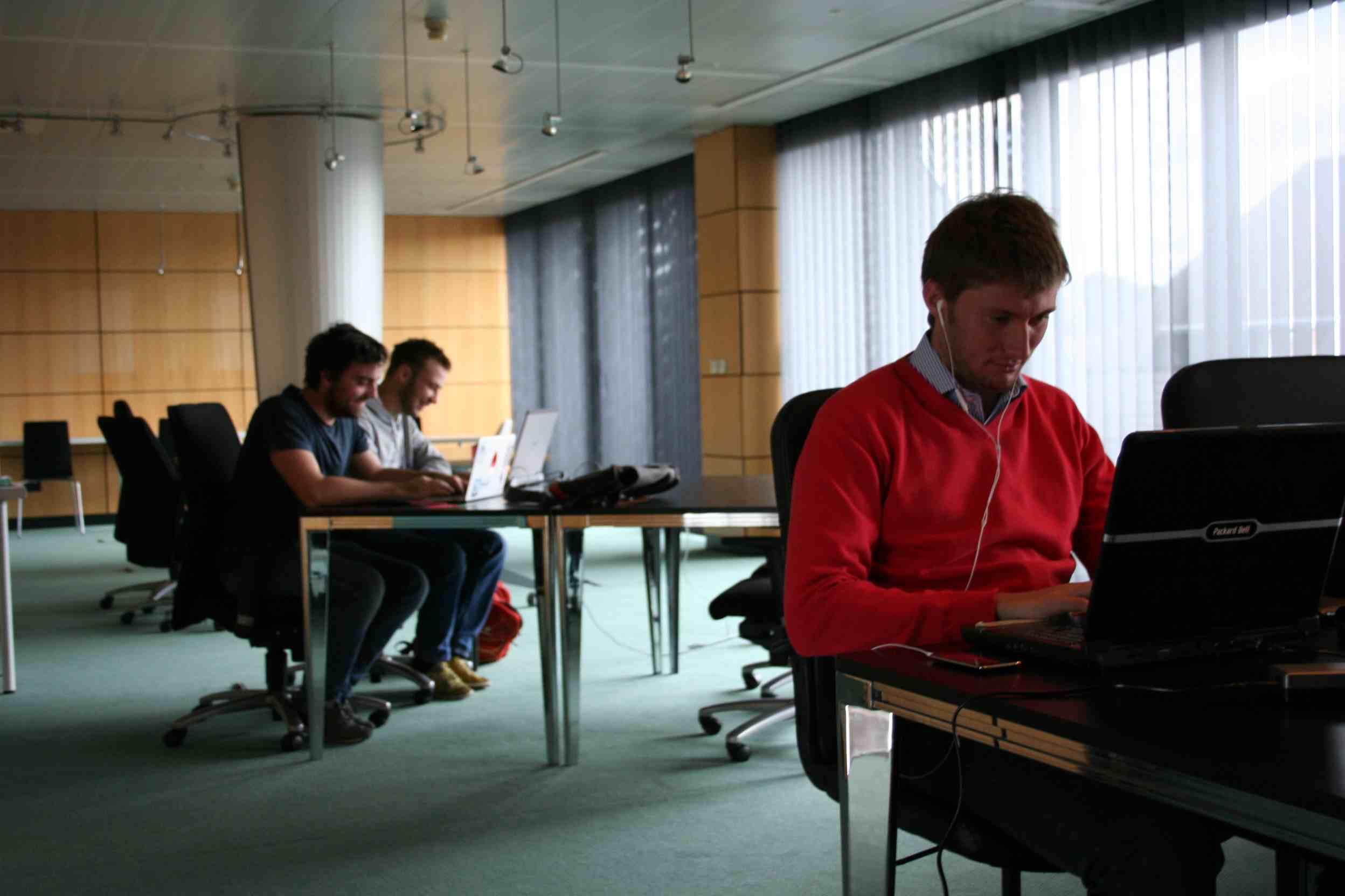 Coworking Août 3