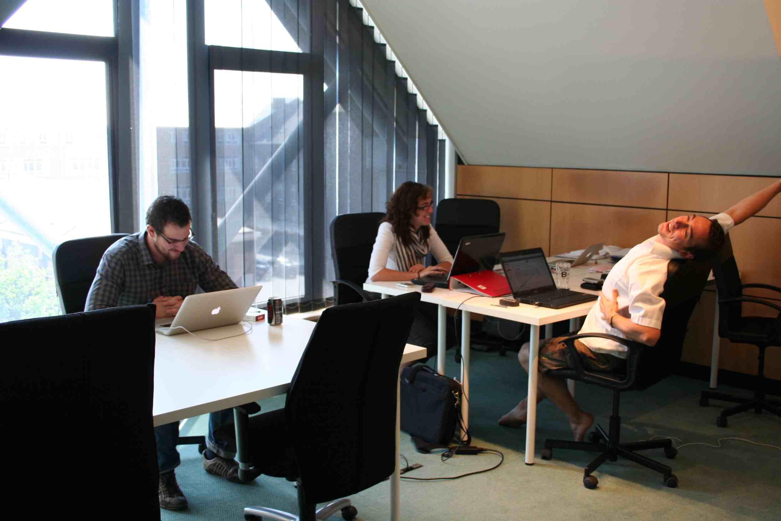 Coworking Août