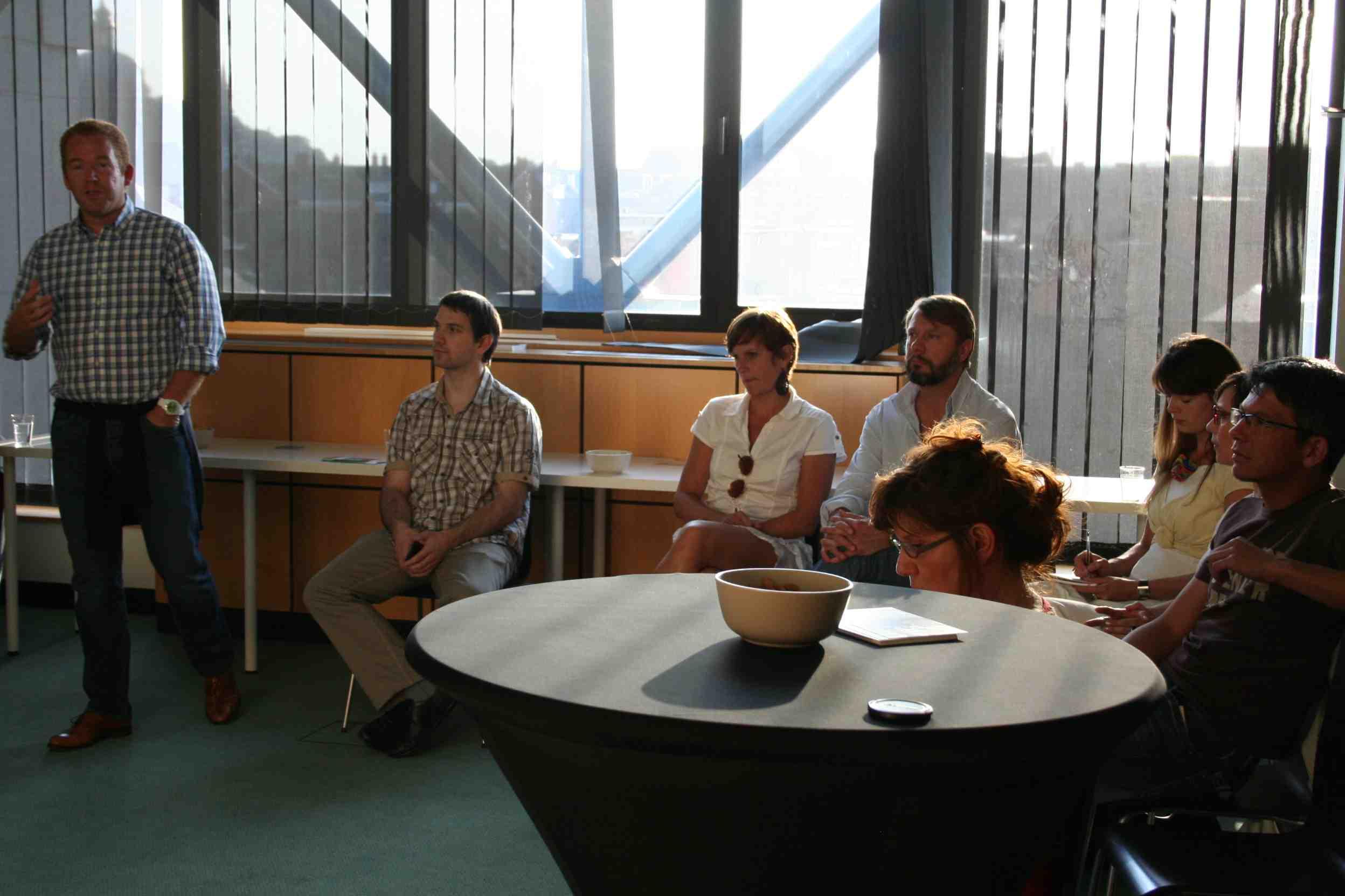 Freelance Meetup Août