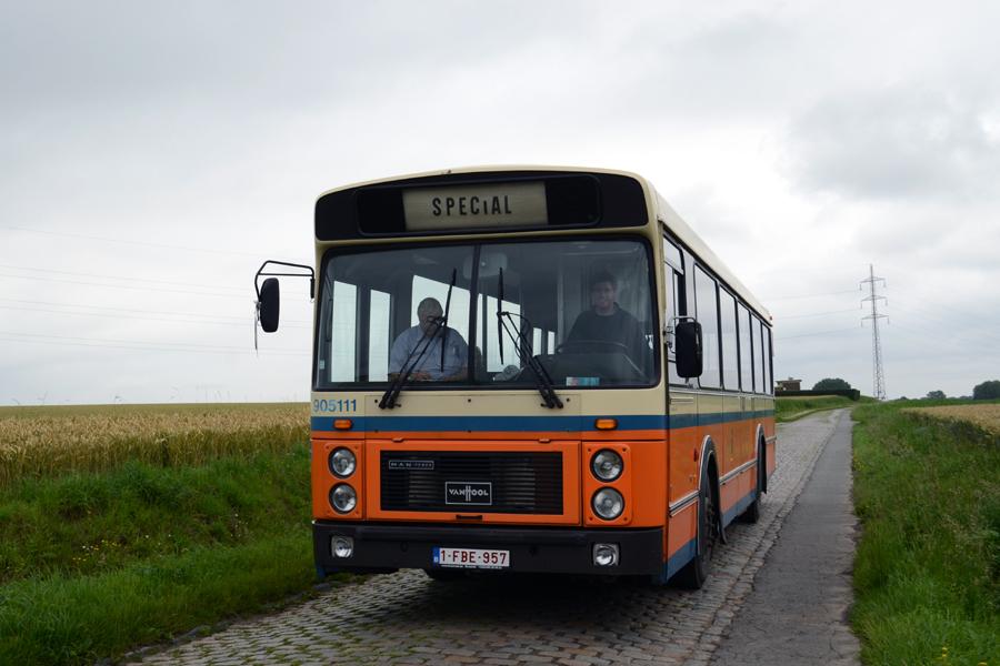 Vieux Bus Belge