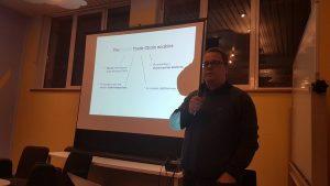 Conférence Blockchain au Coworking Namur